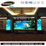 Qualität P7.62 farbenreicher LED-Innenbildschirm