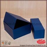 De elegante Doos van de Gift van het Ontwerp van de Tik Hoogste Stijve Kartonnen Vouwbare
