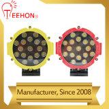 51W LED ronde des feux de conduite