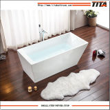 高品質のルーサイトのアクリルの正方形の浴槽Tcb065D
