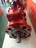 Pompa hydráulica 0E02 del excavador de SK350-8 KOBELOC