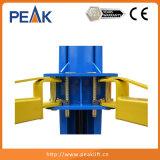 Sollevamento idraulico due pilastri per il cambio pneumatico