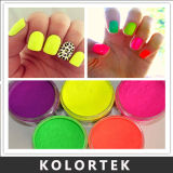 Pigmentos de néon fluorescentes da classe cosmética