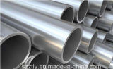 6063 précisé anodisé en alliage aluminium/aluminium tube rond de dimensionnement