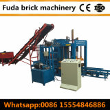 機械Qt4-18を作るフルオートマチック油圧コンクリートブロック