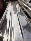 상자 단면도에 의하여 직류 전기를 통하는 물결 모양 Ibr 강철 루핑 장