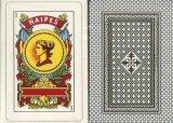 50 بطاقات [بلي كرد] [سبنيش] ورقيّة /Naipes