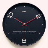 Cheap Sale Home Design Décoration populaire Horloge murale en plastique