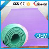 Couvre-tapis de yoga de grand dos du prix de gros d'usine/couvre-tapis de gymnastique
