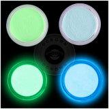 Oscurità fluorescente al neon di incandescenza della polvere del pigmento luminescente della polvere del fosforo di colore