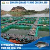 Клетка быть фермером рыб HDPE высокого качества сетчатая для культуры Tilapia