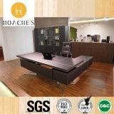 Table contemporaine en bois en L-Shape Corner Boss pour poste de travail (YA02)