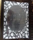 Soem-freies Plastikblasen-Tellersegment für kosmetische Schablone