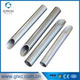 tubo saldato dell'acciaio inossidabile 304 316L con ricottura in linea per lo scambiatore di calore