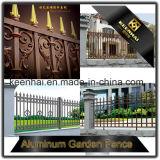 Qualitäts-dekorative kundenspezifische verwendete bearbeitetes Eisen-Aluminiumgarten-Zaun-Panels