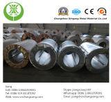L'acciaio del galvalume arrotola (acciaio rivestito di Alzinc) il lustrino normale