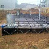 Venta de acero prensado en caliente de esmalte para almacenar agua del depósito de agua