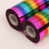 Farbige Folien-Papier-heiße stempelnde Wärmeübertragung-Druck-Paket-Fertigkeit