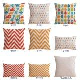 Baratas almohadas de la cama de algodón de lino decorativos para sofá que decoran
