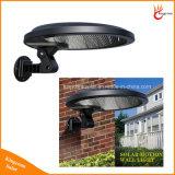 56LED 500lumens Bewegungs-Fühler-Lampe der Ellipse-Solarstraßen-PIR für Garten-Sicherheits-im Freienstraßen-Wand