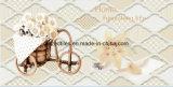 3060 mattonelle di ceramica della parete di colore di cm della stanza da bagno calda chiara di disegno