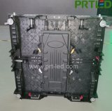 Dünnes druckgießendes Aluminiumpanel der miete-P4 LED für Innenim Freien (Größe 500*500 mm/500*1000 mm)