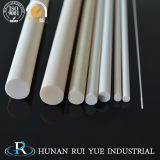 Allumina solida rotonda Rod d'isolamento di ceramica
