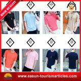 Diseño de la camiseta de la calidad de la exportación su propia camiseta