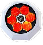 6X15W RGBW Bee Ojo Disco UFO LED Efecto Luces