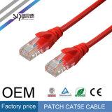 Kabel der Sipu kupfernes Cat5e UTP Steckschnür-Cat5 für Netz