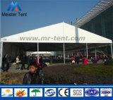 Tienda grande al aire libre de la exposición del marco de aluminio claro del palmo de la alta calidad