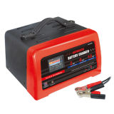 2/6/10 A 12V/chargeur de batterie 6V commutable