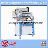 Semi автоматическая печатная машина плоское экран для ярлыка