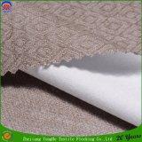 Tela tejida de la cortina del apagón del franco de la capa de la tela de la cortina del apagón del fabricante de la materia textil