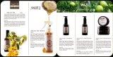 Argan het Voedende Veredelingsmiddel van de Olie --Gewilde agenten/Privé Etiket