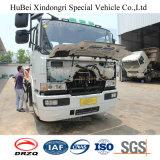 Chassis van de Vrachtwagen van de Tanker van Camc de Euro 4 met de Dieselmotor van Yuchai of van Dongfeng Cummins