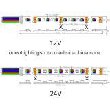 Tira flexible del poder más elevado de SMD5060 RGB 30LEDs