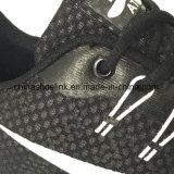 De Tennisschoenen die van de Vrouwen van de manier Atletische Schoenen met het Bovenleer van het Netwerk in werking stellen