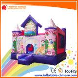 2017 brinquedos infláveis/princesa de salto Bouncy Castelo para os miúdos (T2-606)