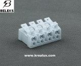 16Aプラスチック端子ブロック(P02-D4)