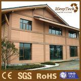 Revestimiento impermeable de la pared exterior del fabricante WPC de China