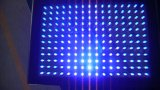 luz UV do disco do painel do diodo emissor de luz de 192PCS 5mm DMX para a iluminação do estágio