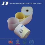 Papel sin carbono popular en papel sin carbono de 241mm*279m m en hojas