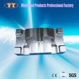 Горизонтальные подвергая механической обработке подвергли механической обработке CNC, котор части машинного оборудования металлургии металла