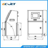 Multi lenguaje de codificación de la máquina de inyección de tinta de la impresora continua (EC-JET1000)