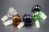 7 Kommen 14mm/18mm van het Glas van kleuren Heady voor de Waterpijpen van het Glas