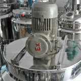 El tanque de mezcla del acero inoxidable para la medicina que hace la máquina