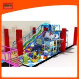 Аттестованное Ce оборудование спортивной площадки детей высокого качества крытое
