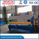 Máquina de estaca de corte da folha da máquina/metal da guilhotina QC11Y-12X6000 hidráulica