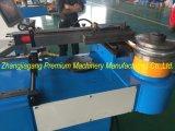 Machine à cintrer de pipe en acier de Plm-Dw50CNC pour le diamètre 49mm